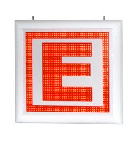 E Logo Led Pano